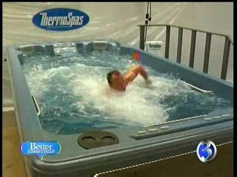Health benefits of exercising in water video