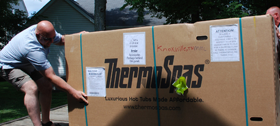 thermospas delivery
