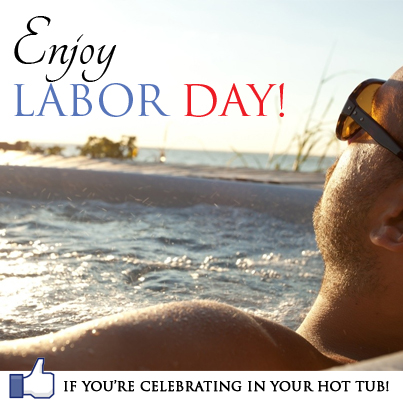Thermospas Wishes You A Happy Labor Day