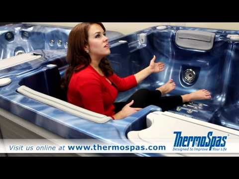 Thermospas Wavelounge Hot Tub And Spa Thermospas Hot Tubs