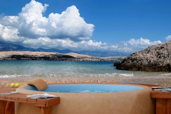 hot tubs around the world