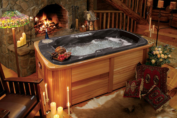 the perfect couples hot tub gemini