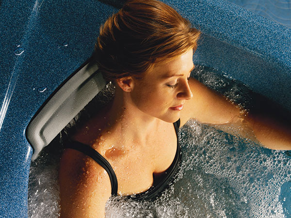 use a hot tub before or after exercise