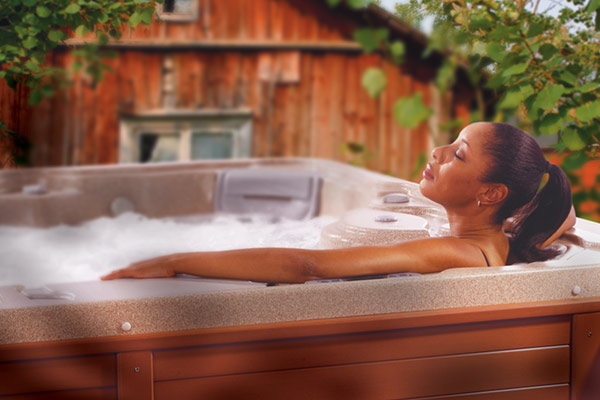 hot tub fibromyalgia