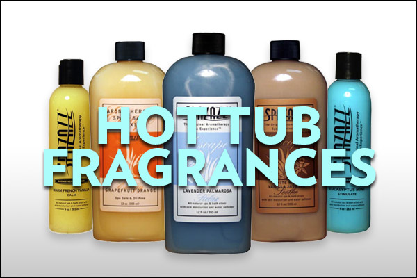 hot tub fragrances