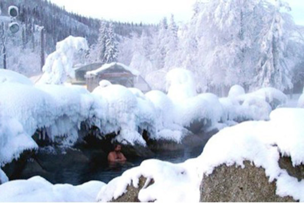 chena hot springs fairbanks alaska