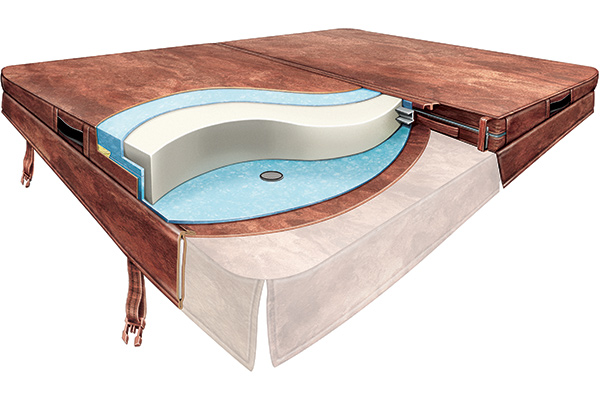 thermospas hot tub cover