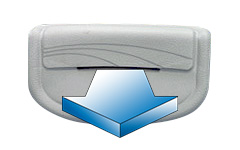 thermospas hot tub pillow jets