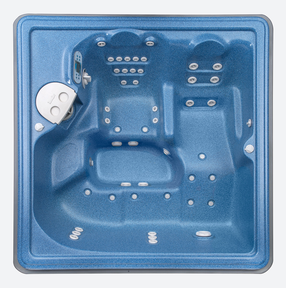Atlantis Spacious 4 Person Hot Tub Thermospas Hot Tubs