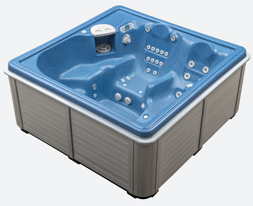 Atlantis – Spacious 4 Person Hot Tub | ThermoSpas Hot Tubs
