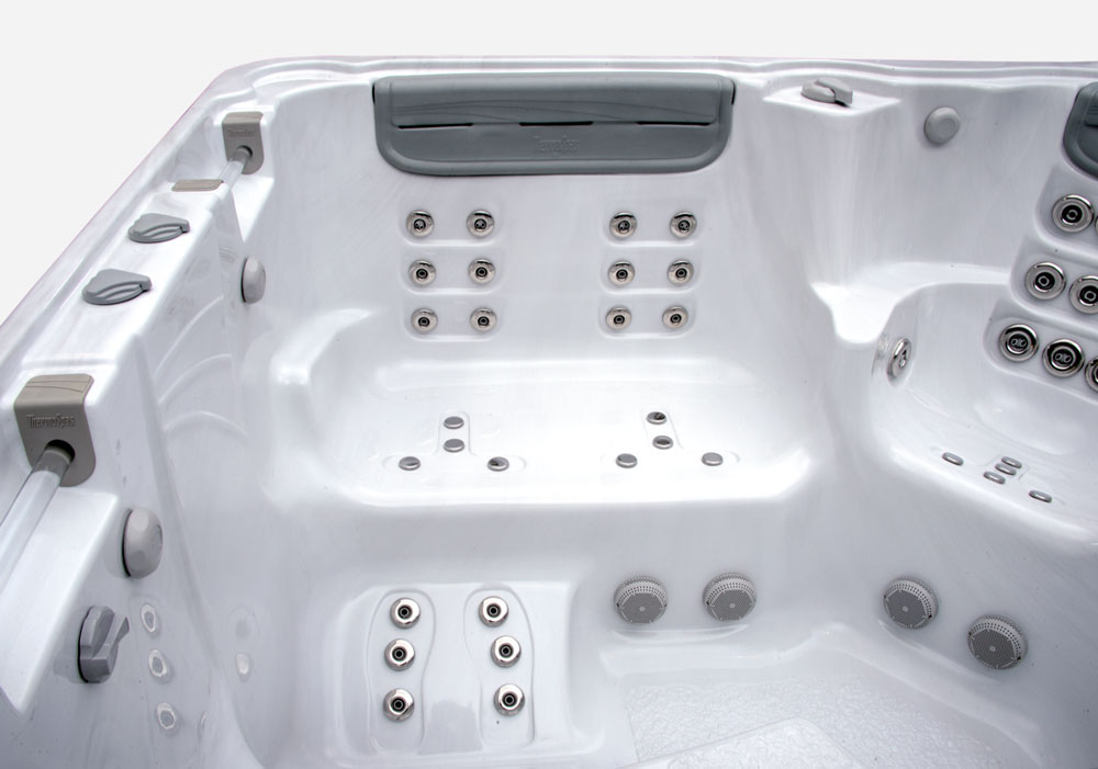 Concord – Ideal Family 4 Person Hot Tub | ThermoSpas Hot Tubs