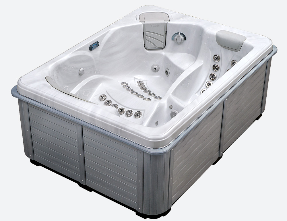 5845e21e653 Maui - 2-3 Person Hot Tub - Aquatic Series