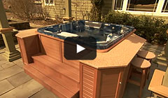thermospas hot tub cabinet technology video