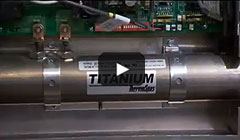 thermospas titanium hot tub heaters video
