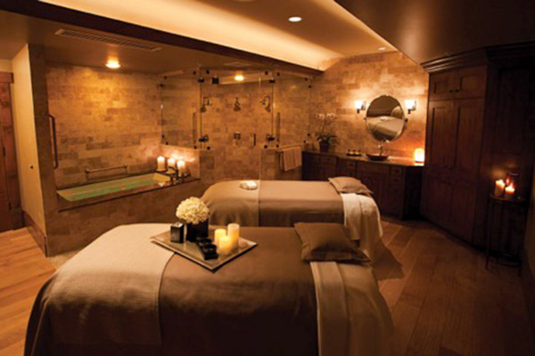 most luxurious spas in america