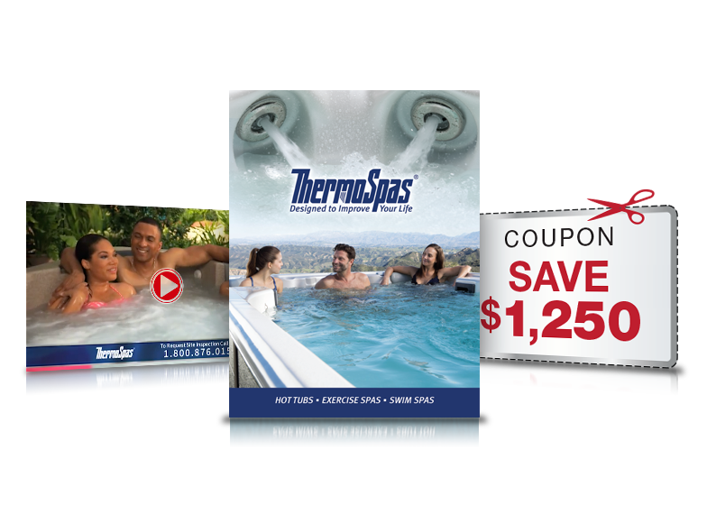 thermospas free hot tub brochure